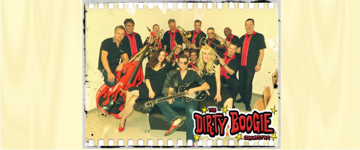"""Live im Hof"" - Dirty Boogie Orchestra"
