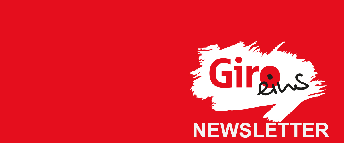 Giro eins Newsletter